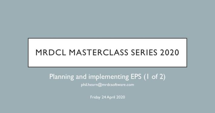 Planning EPS