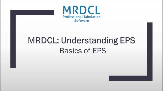 Basics of EPS