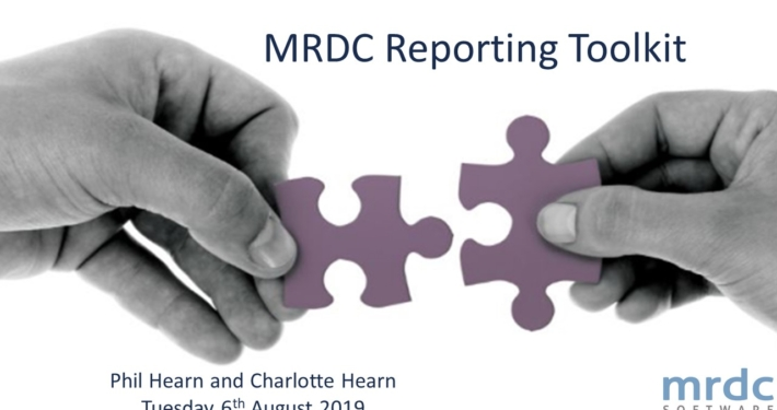 Reporting toolkit