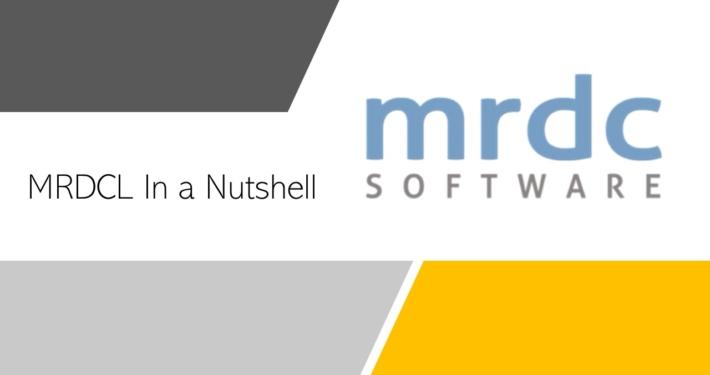 MRDCL in a Nutshell