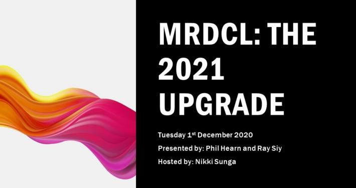 mrdcl update