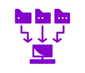 MRDCL handling multiple data files